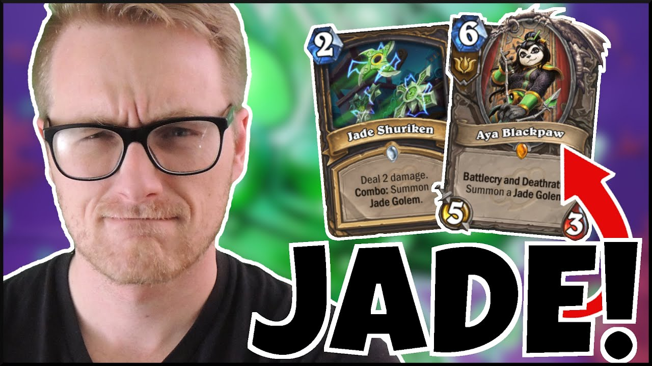 Jades? ✅ Secrets? ✅ Deathrattles? ✅ This Even Rogue Has it ALL | Ashes of Outland | Wild Hearthstone