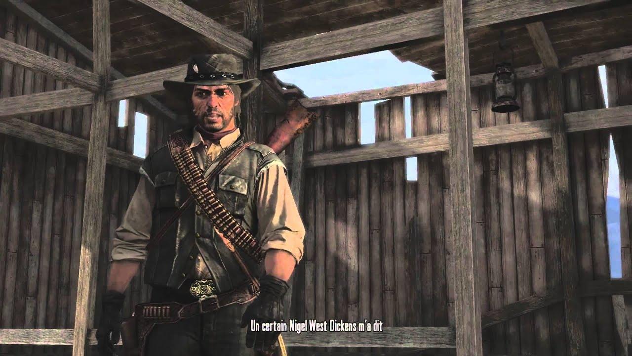 Let's play Red Dead Redemption (FR) pt 7