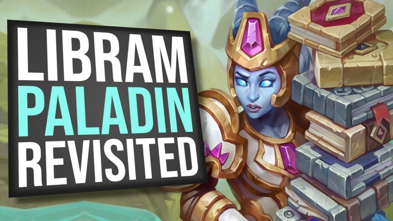 Libram Paladin Revisited   Standard   Hearthstone