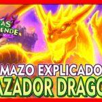 🔥 Mazo CAZADOR DRAGONES ¡En todas partes! | Cenizas de Terrallende - Hearthstone Español