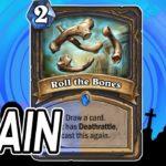 More Bone Rolling | Wild Hearthstone
