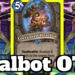 My Favorite OTK Deck! Corrupted Healbot Priest OTK! | Hearthstone