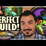 NEW PERFECT DERYL BUILD - Hearthstone Battlegrounds