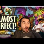 ONE OFF PERFECT WITH THE WOCK! - Hearthstone Battlegrounds