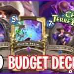 OP Budget Deck - Spell Druid - Hearthstone Outland