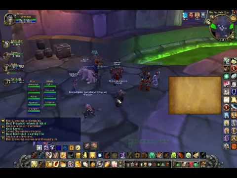 Pariah First Naxx raid