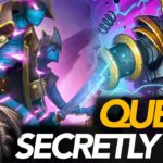 Quest Warrior Is Secretly OP!   Ashes Of Outlands   Hearthstone