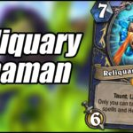 Reliquary Shaman | Ashes of Outland | Hearthstone
