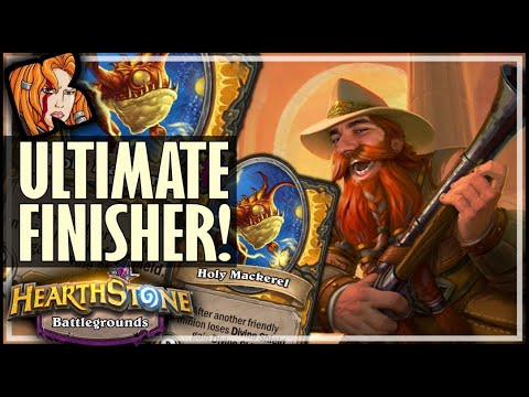 THE ULTIMATE FINISHER! - Hearthstone Battlegrounds