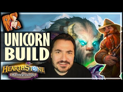 THE UNICORN TAUNT BUILD! - Hearthstone Battlegrounds