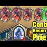 TOP 1 Deck | Control Resurrect Priest vs Dragon Hunter | Hearthstone Daily Ep.59