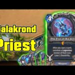 TOP 1 Deck | Galakrond Priest vs Control Shaman | Hearthstone Daily Ep.91