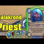 TOP 1 Deck | Galakrond Priest vs Spell Druid | Hearthstone Daily Ep.93