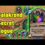 TOP 1 Deck | Galakrond Secret Rogue vs Galakrond Priest | Hearthstone Daily Ep.96
