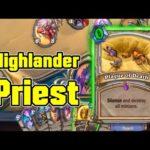 TOP 1 Deck | Highlander Priest vs Silence Priest | Hearthstone Daily Ep.100