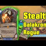 TOP 1 Deck | Stealth Galakrond Rogue vs Galakrond Priest | Hearthstone Daily Ep.105