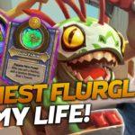 The EASIEST Flurgl Game of My Life! | Hearthstone Battlegrounds | Savjz