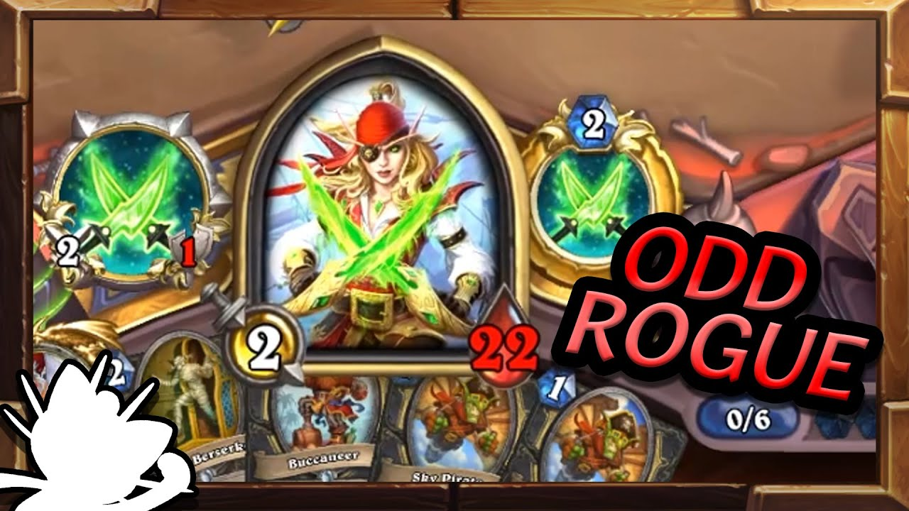 The Most Underrated Deck?? | Odd Rogue | Wild Hearthstone | Ashes of Outland