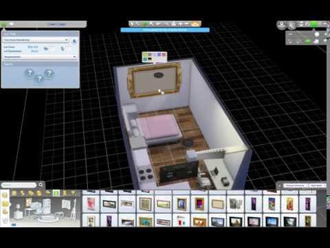 The Sims™ 4 Tiny Build