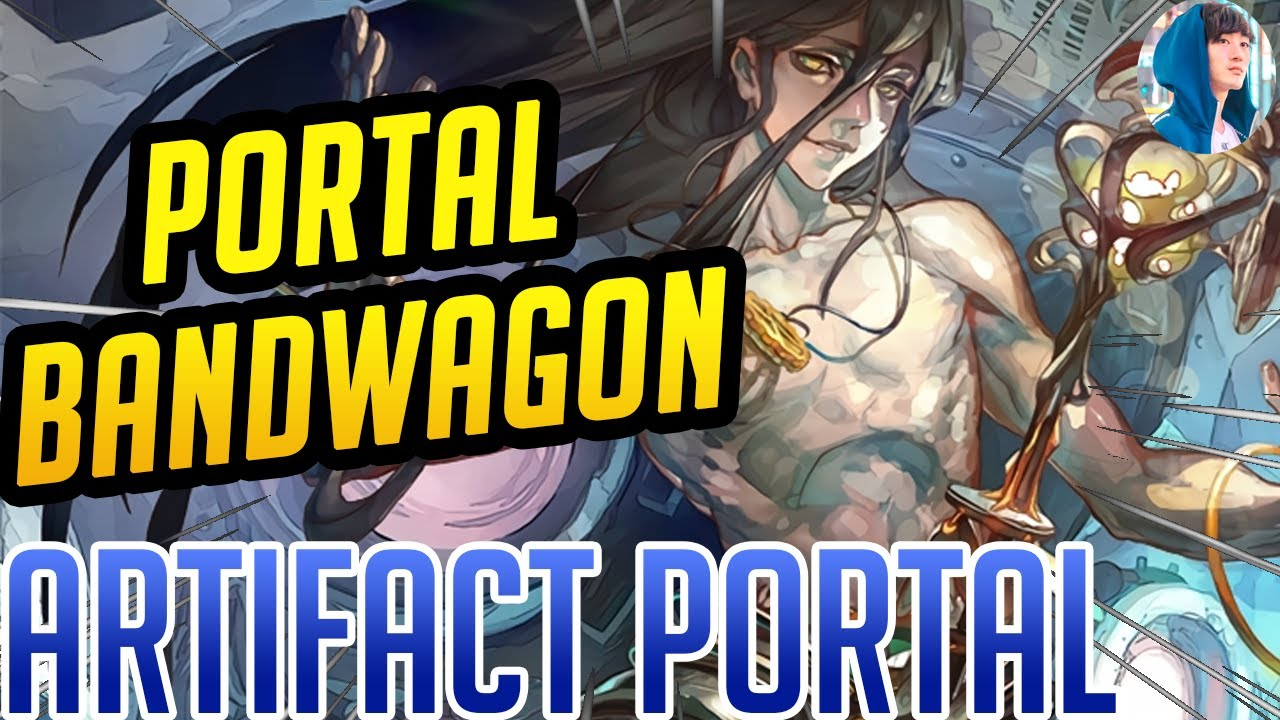 This Deck is Getting Popular (Artifact Portal) Rotation  World Uprooted Deck + Gameplay【Shadowverse】