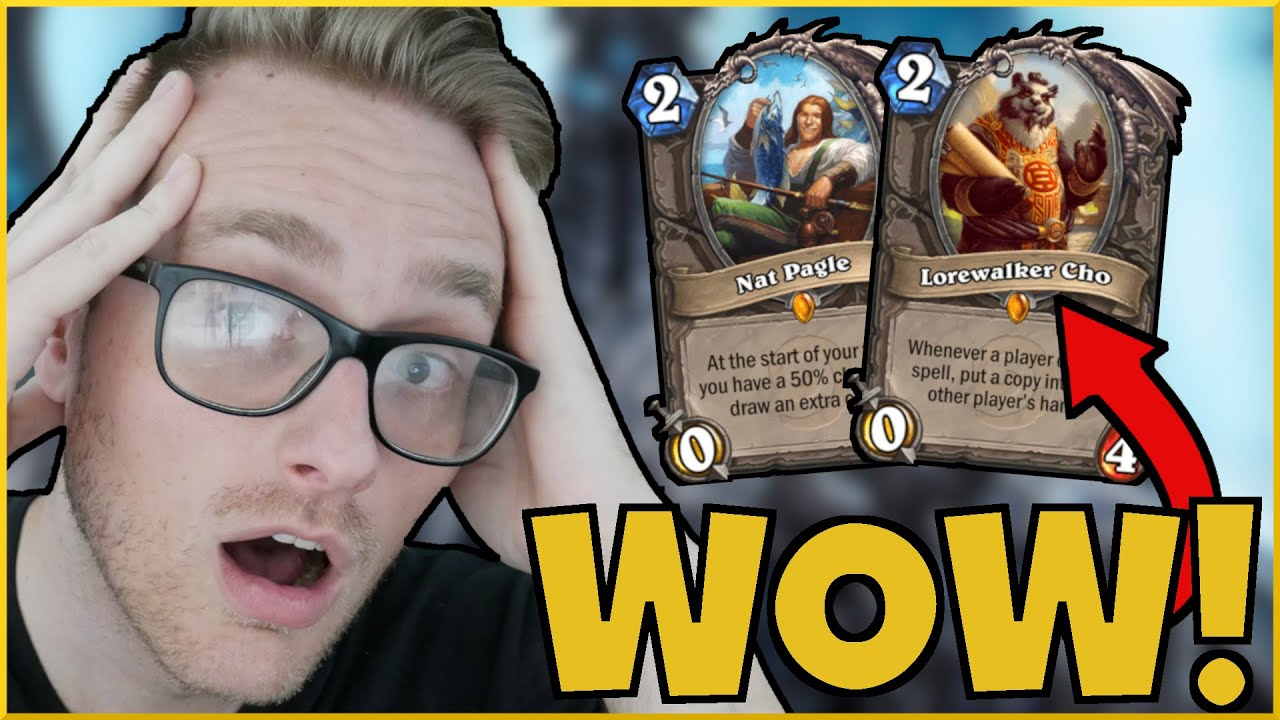 This Deck is SO LEGENDARY (35 Legend Reno Paladin)   Ashes of Outland   Wild Hearthstone