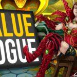 Value Rogue - IT WORKS!!?? | Standard | Hearthstone