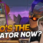 Who's the REAL Curator Now??? | Hearthstone Battlegrounds | Savjz