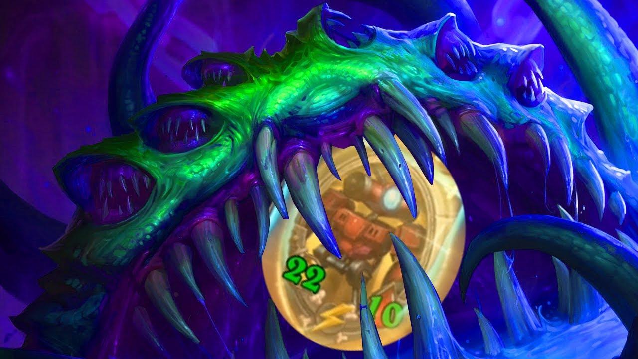 Yogg-Saron still decent?🤔   Hearthstone Battlegrounds
