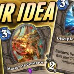 Your Hearthstone Deck Suggestions are.. Interesting | Solem